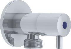 Brass angle valve DN 15