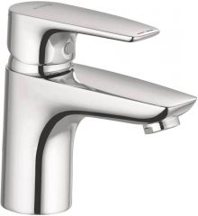 KLUDI PURE&SOLID single lever basin mixer 75 DN 15