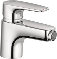 KLUDI PURE&SOLID single lever bidet mixer DN 15