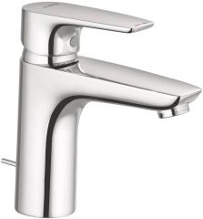 KLUDI PURE&SOLID single lever basin mixer 100 DN 15