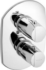 KLUDI THERMOSTAT concealed thermostatic mixer, trim set