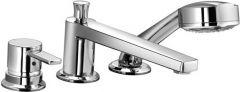 KLUDI ZENTA single lever bath and shower mixer DN 15