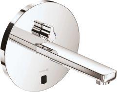 KLUDI ZENTA electronic controlled basin mixer, trim set 190 mm