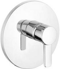 KLUDI ZENTA concealed shower mixer, trim set with functional unit