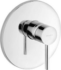 KLUDI BOZZ concealed shower mixer, trim set with functional unit