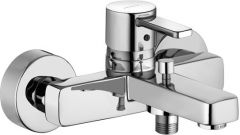KLUDI ZENTA single lever bath and shower mixer DN 15