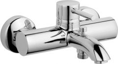 KLUDI BOZZ single lever bath and shower mixer DN 15