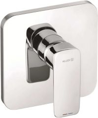 KLUDI PURE&STYLE concealed single lever shower mixer, trim set