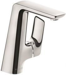 KLUDI AMEO single lever basin mixer DN 15, with push open waste