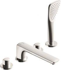KLUDI AMEO 4-hole bath and shower mixer DN 15