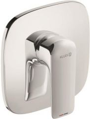 KLUDI AMEO concealed shower mixer, trim set with functional unit