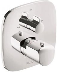 KLUDI AMEO concealed THM bath/shower mixer, trim set with function unit