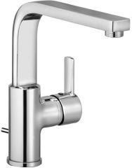KLUDI ZENTA single lever basin mixer DN 15, with pop up waste