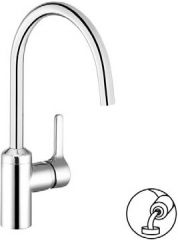 KLUDI BINGO STAR single lever sink mixer bayonette DN 10