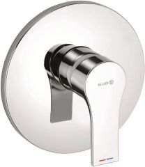 KLUDI ZENTA SL concealed single lever shower mixer, trim set