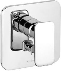 KLUDI E2 concealed bath/shower mixer, trim set