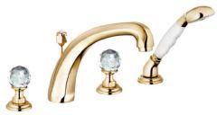 KLUDI ADLON bath and shower mixer DN 15