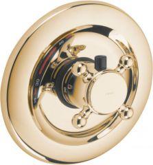 KLUDI ADLON concealed thermostat mixer, trim set