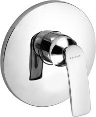 KLUDI BALANCE concealed shower mixer, trim set with functional unit