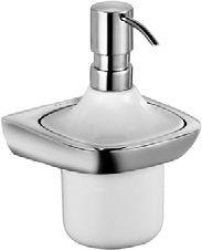 KLUDI AMBA liquid soap dispenser