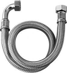 KLUDI Nirosta-pressure hose DN 15