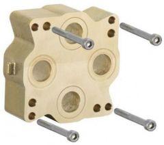 KLUDI concealed extension set for trim set suitable to FLEXX.BOXX 88011