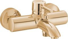 PRIME single lever bath and shower mixer