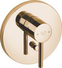PRIME concealed single lever bath and shower mixer, trim set