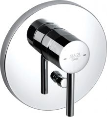 PRIME concealed single lever bath and shower mixer, trim set