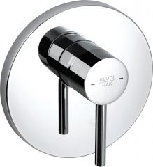 PRIME concealed single lever shower mixer, trim set