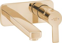 PASSION concealed 2-hole single lever basin mixer trim set