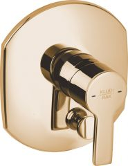 PASSION concealed single lever bath and shower mixer, trim set