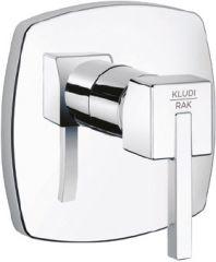 PROFILE concealed single lever shower mixer, trim set