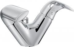SWING single lever basin mixer