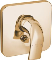 SWING concealed single lever bath and shower mixer, trim set