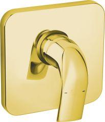 SWING concealed single lever shower mixer, trim set