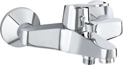 PEAK single lever bath and shower mixer