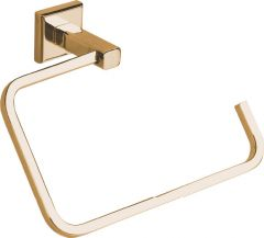 HARMONY towel ring (rectangular)