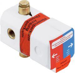 Concealed bath/shower mixer pre installation kit