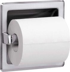 Single Tissue Roll Dispenser