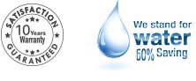 We stand for Water Saving